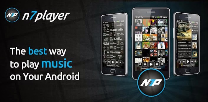 Free Download n7player One Of The And Best Android Music Player 2015