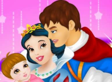 Pamuk Prenses Oyunları