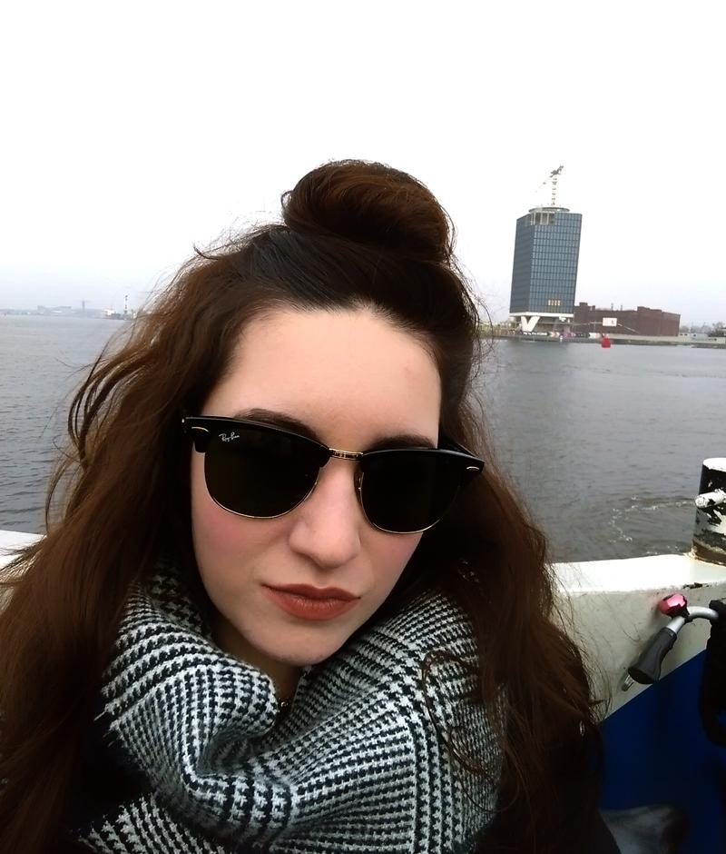 Amsterdam NDSM Wharf Ferry