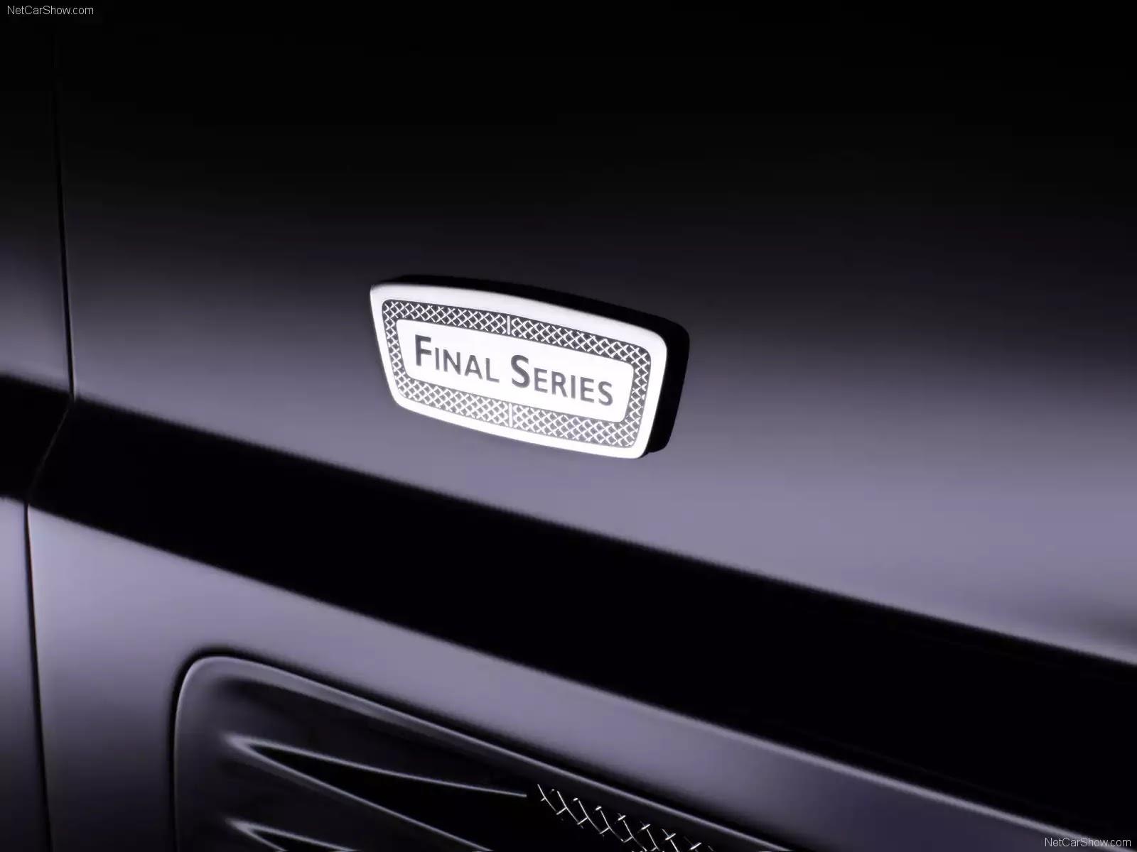 Hình ảnh xe ô tô Bentley Arnage Final Series 2009 & nội ngoại thất