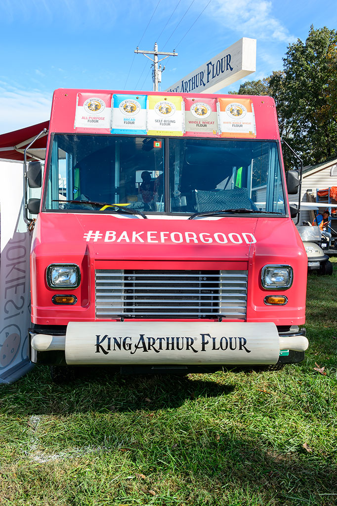 King Arthur Flour at Carolina BalloonFest