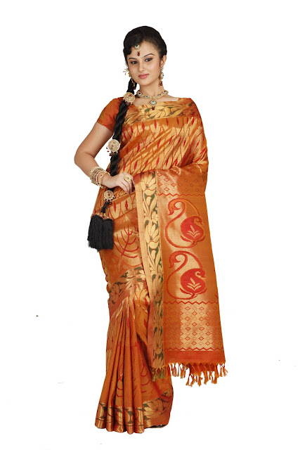 POTHYS  Wedding Sarees