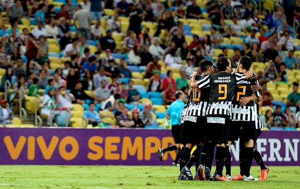 Santos 2 x 0 Fluminense