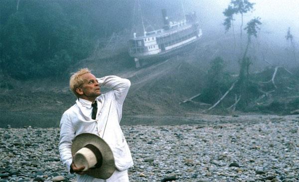 Klaus Kinski in Fitzcarraldo