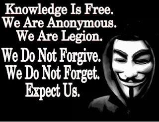 Mengenal Lebih Dekat Tentang Kelompok Hacker Anonymous