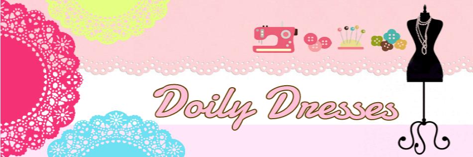 Doily Dresses