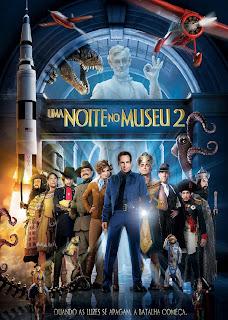 Uma Noite No Museu 2 - DVDRip Dual Áudio