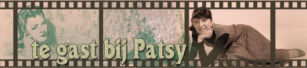 te gast bij Patsy