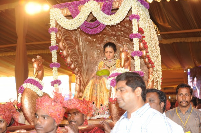 Tejaswini Marriage