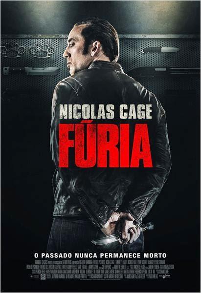 """Poster do filme """"Fúria"""""""