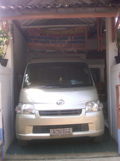 Pengiriman Daihatsu Grand Max B 1479 FFA Samarinda
