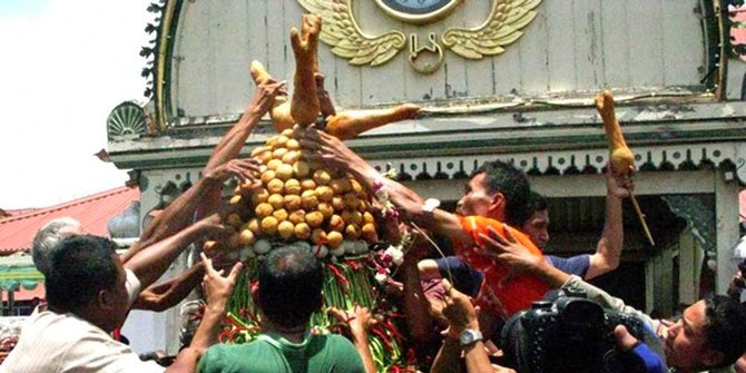 Tradisi Unik Menjelang Idul Adha