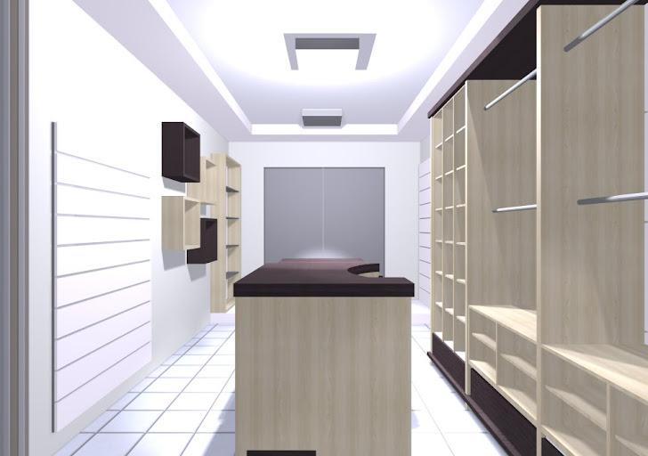 Projeto comercial - Loja Puro Capricho