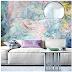 watercolour + walls = perfection