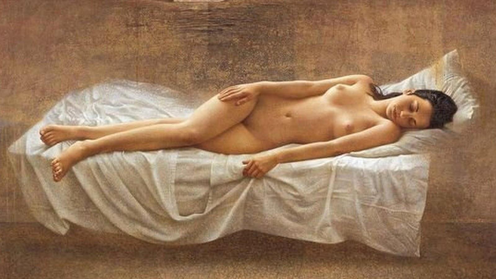 Arte desnudo de Bill hensen