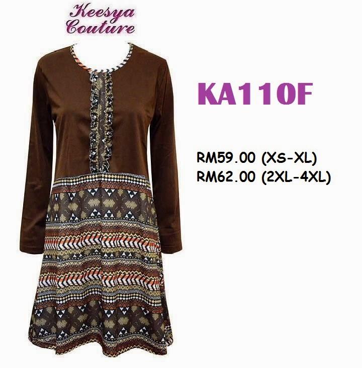 T-shirt-Muslimah-Keesya-KA110F