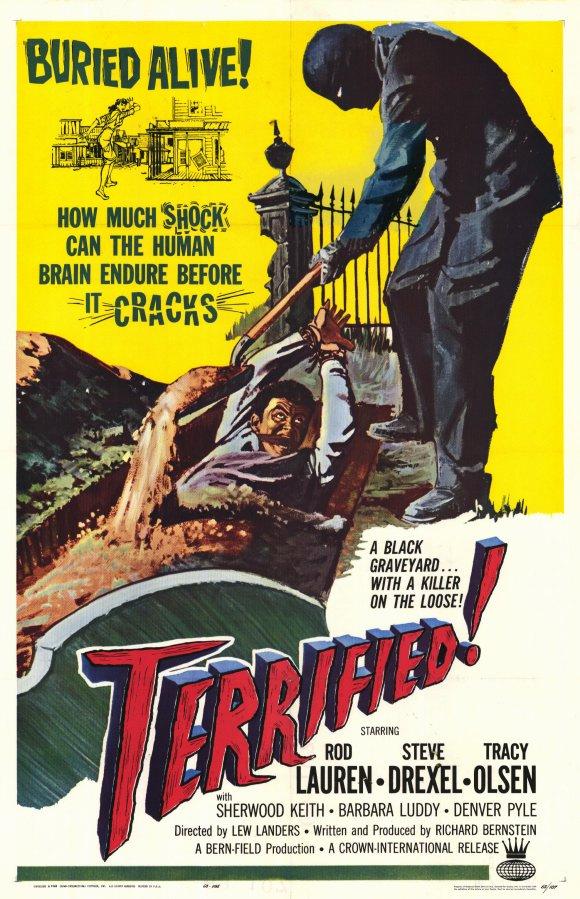 Terrified movie