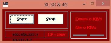 Inject XL 3G Dan 4G Gratis