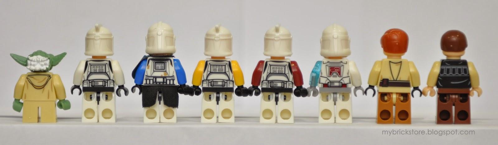 My Brick Store: Lego Star Wars, bootleg by Sheng Yuan