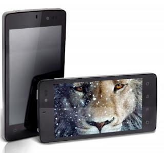 Harga dan gambar K-Touch Lotus II U86 Android Smartphone