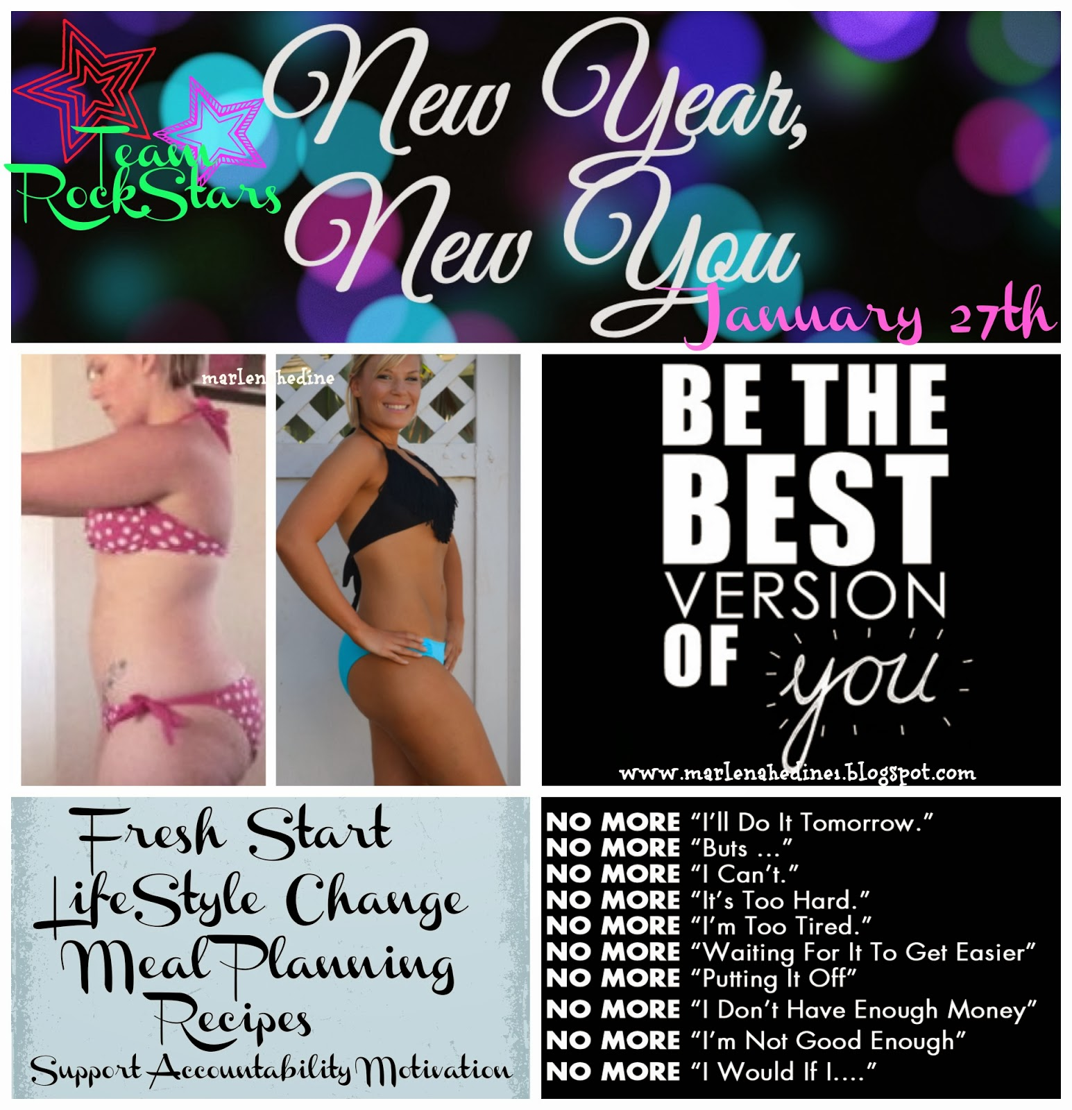 Challenge group, clean eating, weightloss, New Year New You