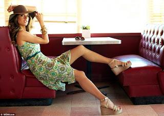 My Cafe At Office Alessandra Ambrosio