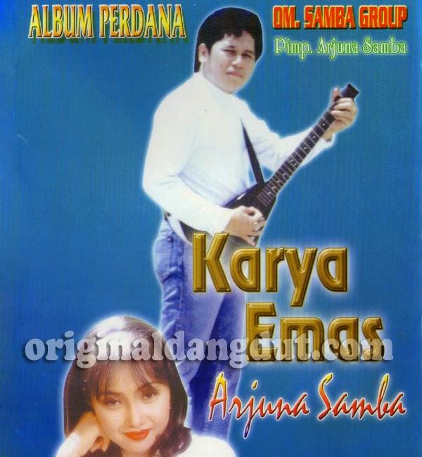 Album Karya Emas Arjuna Samba