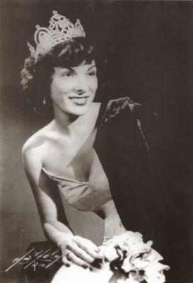 Marlene, rainha do rádio de 1949