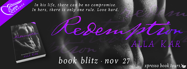 Book Blitz: Redemption by Alla Kar