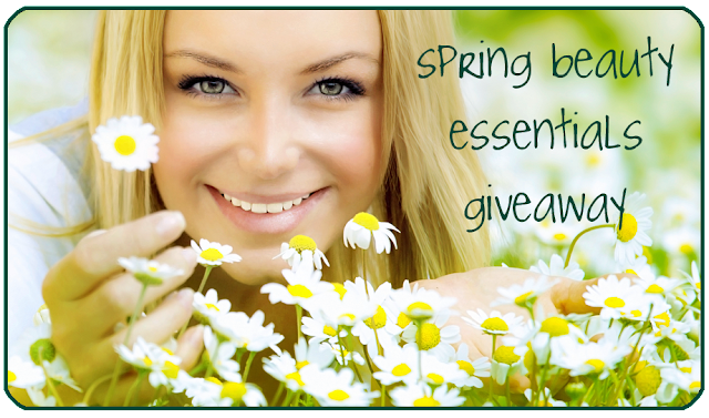 Spring Essentials Multi-Blogger Giveaway