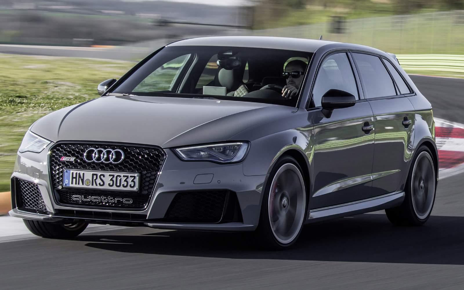 Audi RS3 2016 - Preço R$ 290.990 reais