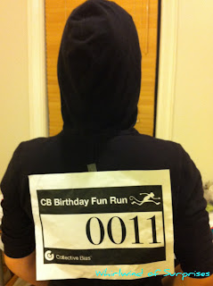CBias Birthday Run