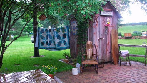 Putting Up any Garden Shed - cute graden sheds