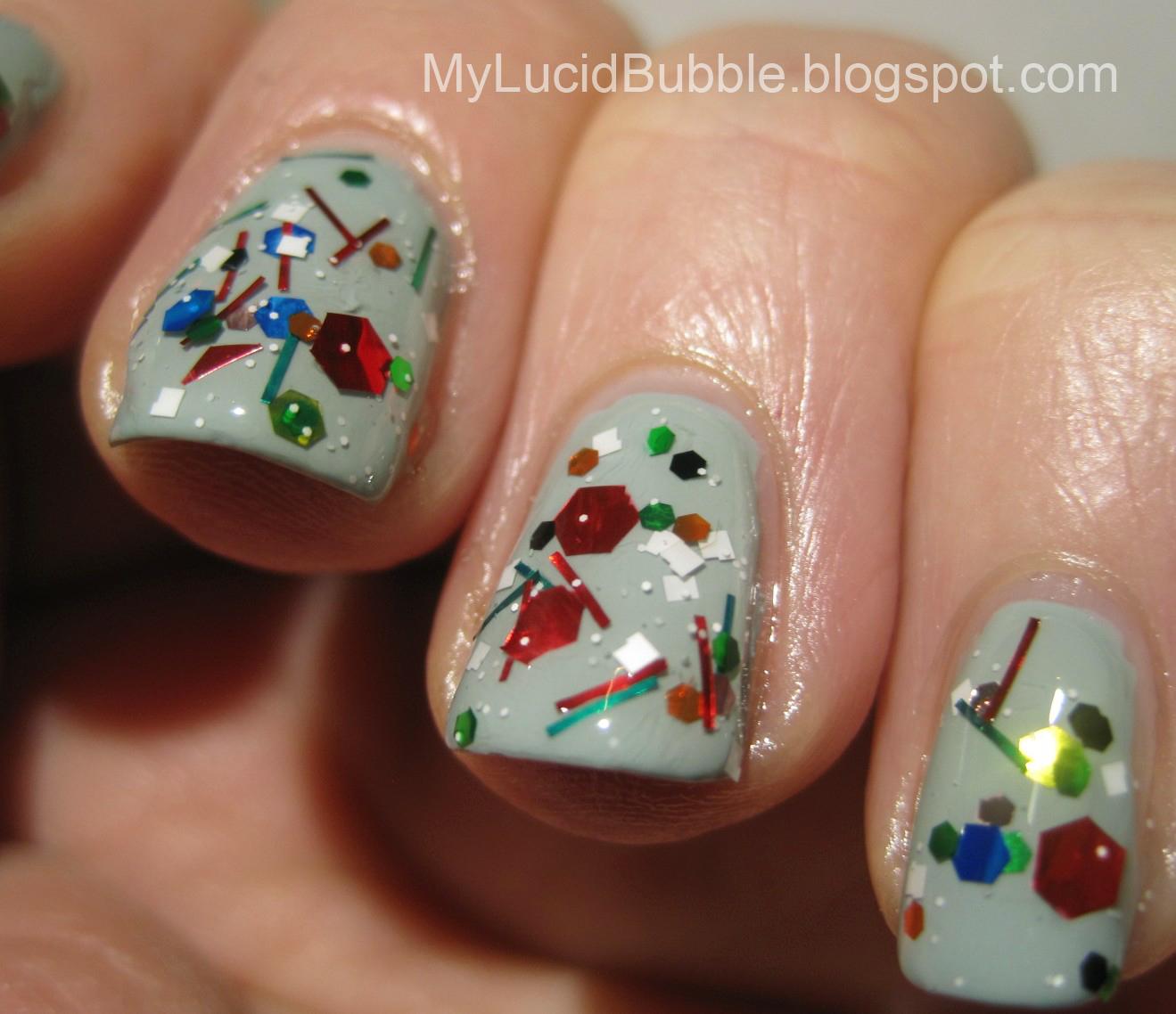 Nail Polish Style: Missha The Style Lucid Nail Polish Dazzling #3