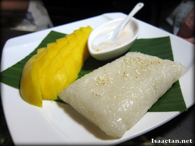 Mango Sticky Rice - RM18