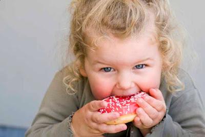 Kanak-kanak dan Donut