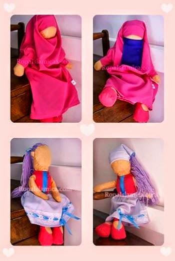 Altre bambole personalizzate