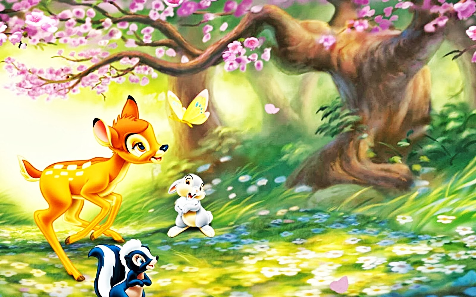 Free Desktop Wallpaper Bambi Wallpaper Page 2