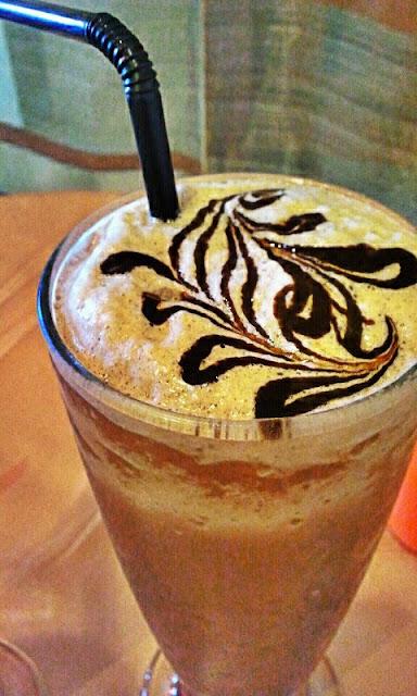 Zabadani Cafe Davao Choco Frullato