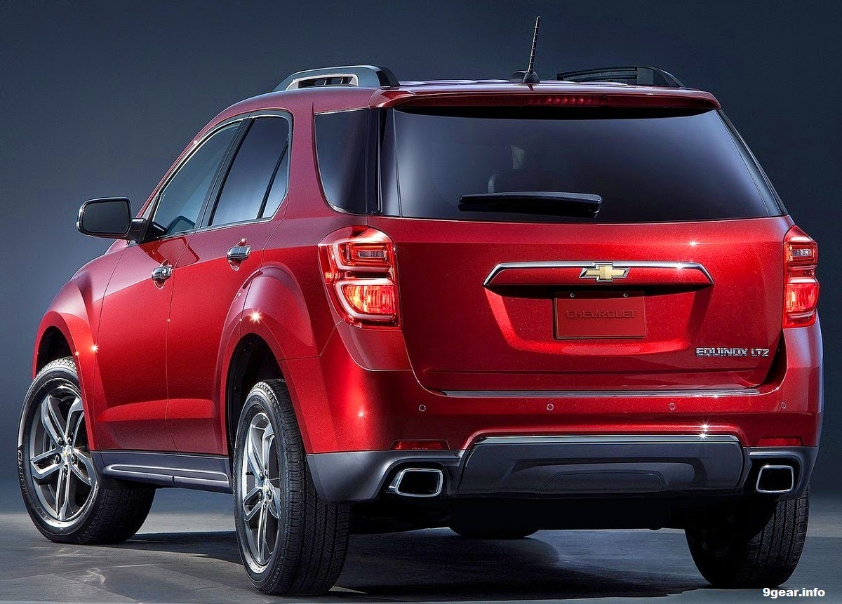 2016 chevrolet equinox compact suv car reviews new car pictures for 2018 2019. Black Bedroom Furniture Sets. Home Design Ideas
