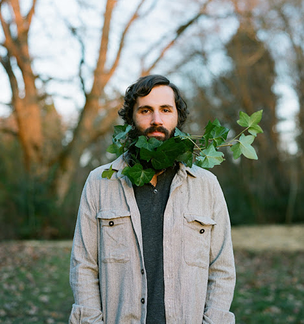 Flower Beard, a shoot by Sarah Winward & Carissa Gallo