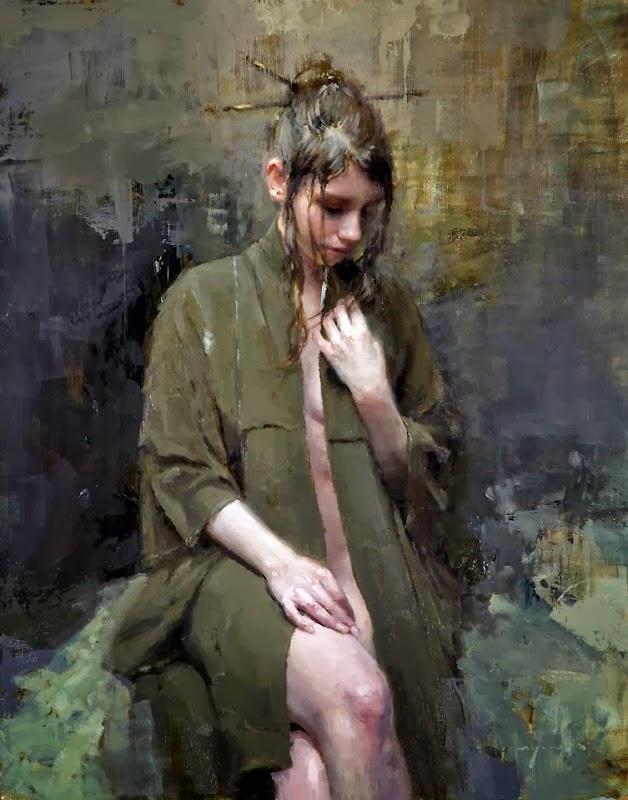 Jeremy Mann Jeremy+Mann+1979+-+American+Impressionist+painter+-Maher+Art+Gallery3