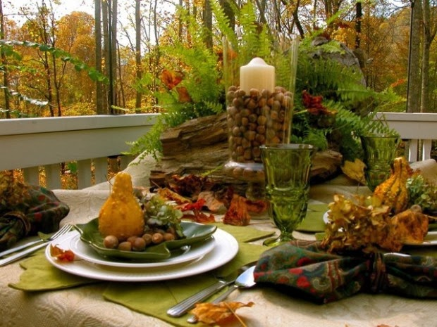 Mindblowing planet earth great thanksgiving table for Table 52 thanksgiving