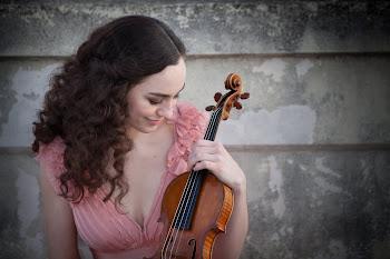 Francesca dePasquale, violin