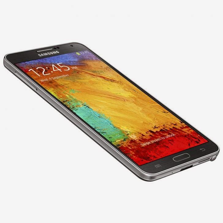 Spesifikasi dan Harga Samsung Galaxy Note 3 Terupdate