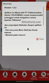 About MyTelkomsel
