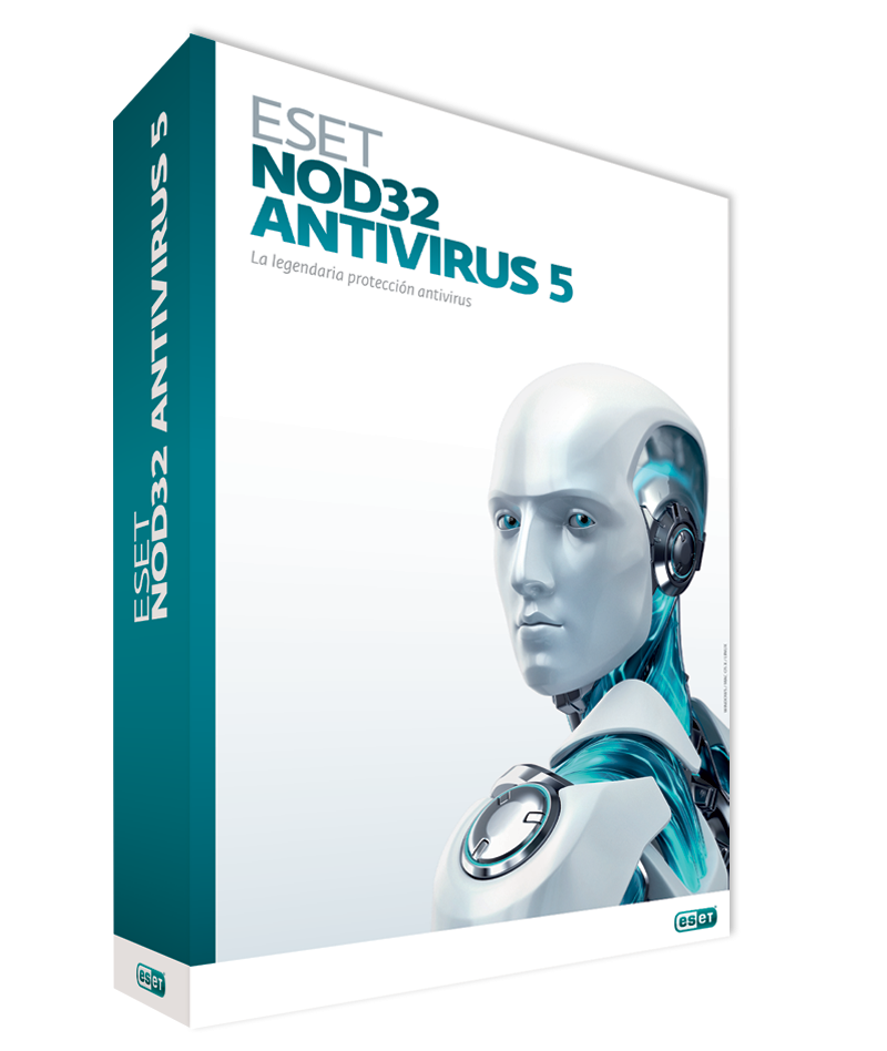 Eset nod32 antivirus 5.2 final 32bit  5.2.9.1