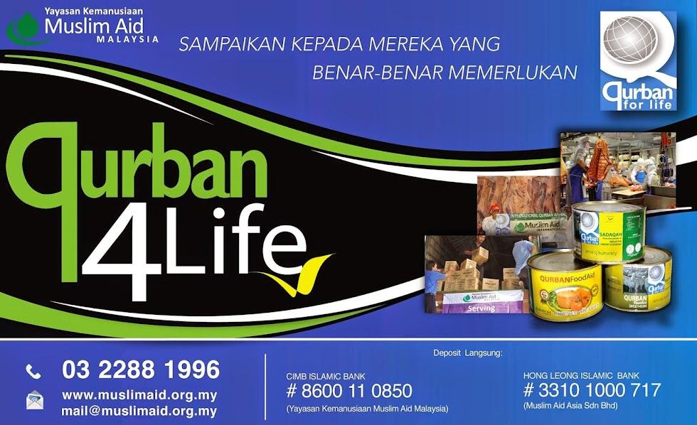 Ibadah Qurban Bersama Muslim Aid Asia