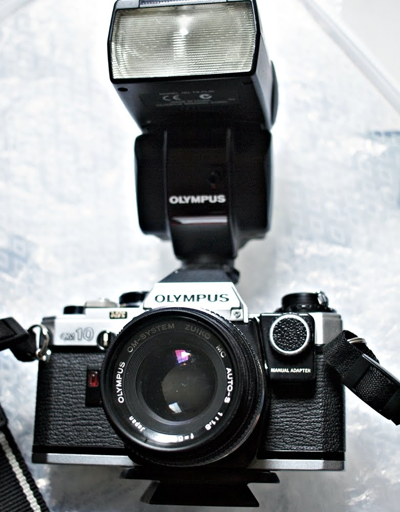My Analogue Camera Collection.
