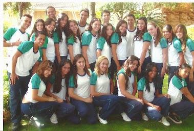 TURMA: 15 FORMANDOS 2009
